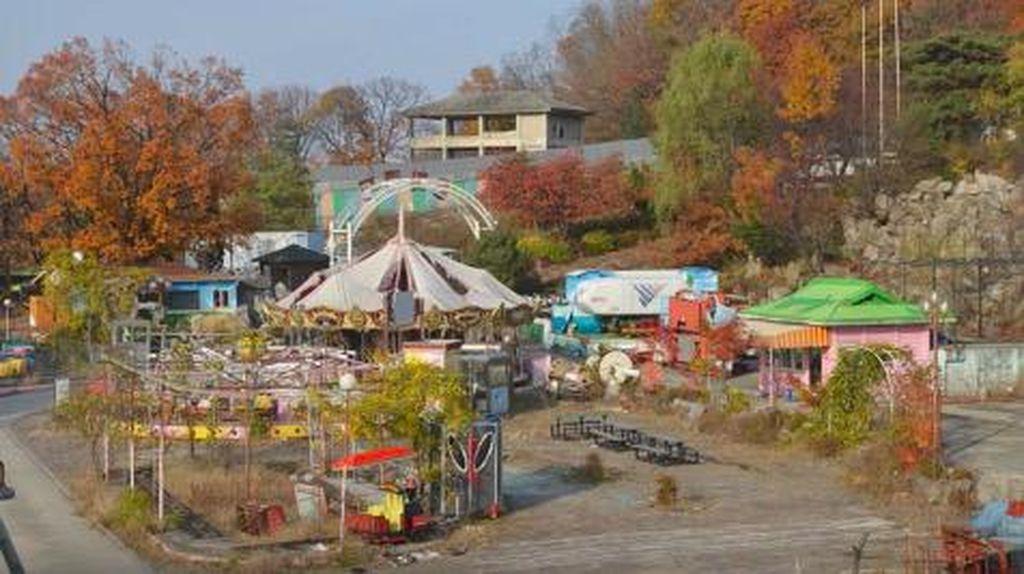 Ini Tempat Wisata Berhantu di Korea!
