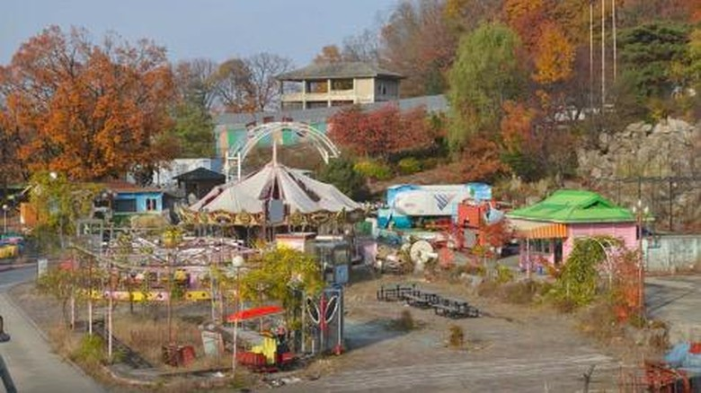 Foto: Yongma Land di Korea Selatan (Youtube/The Reaper Files)