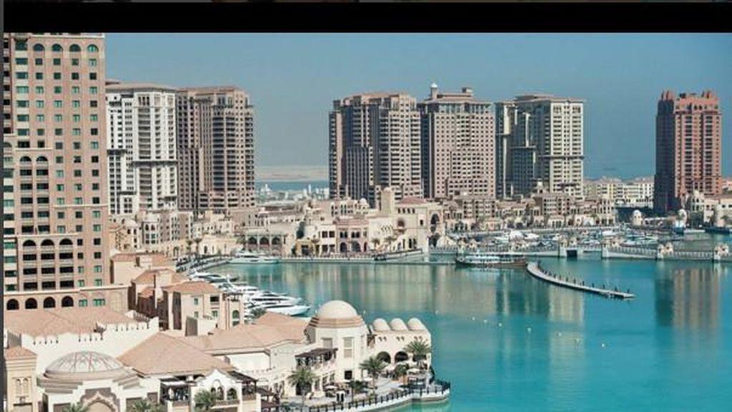 Apa Negara Sekaya Qatar Bisa Bangkrut?