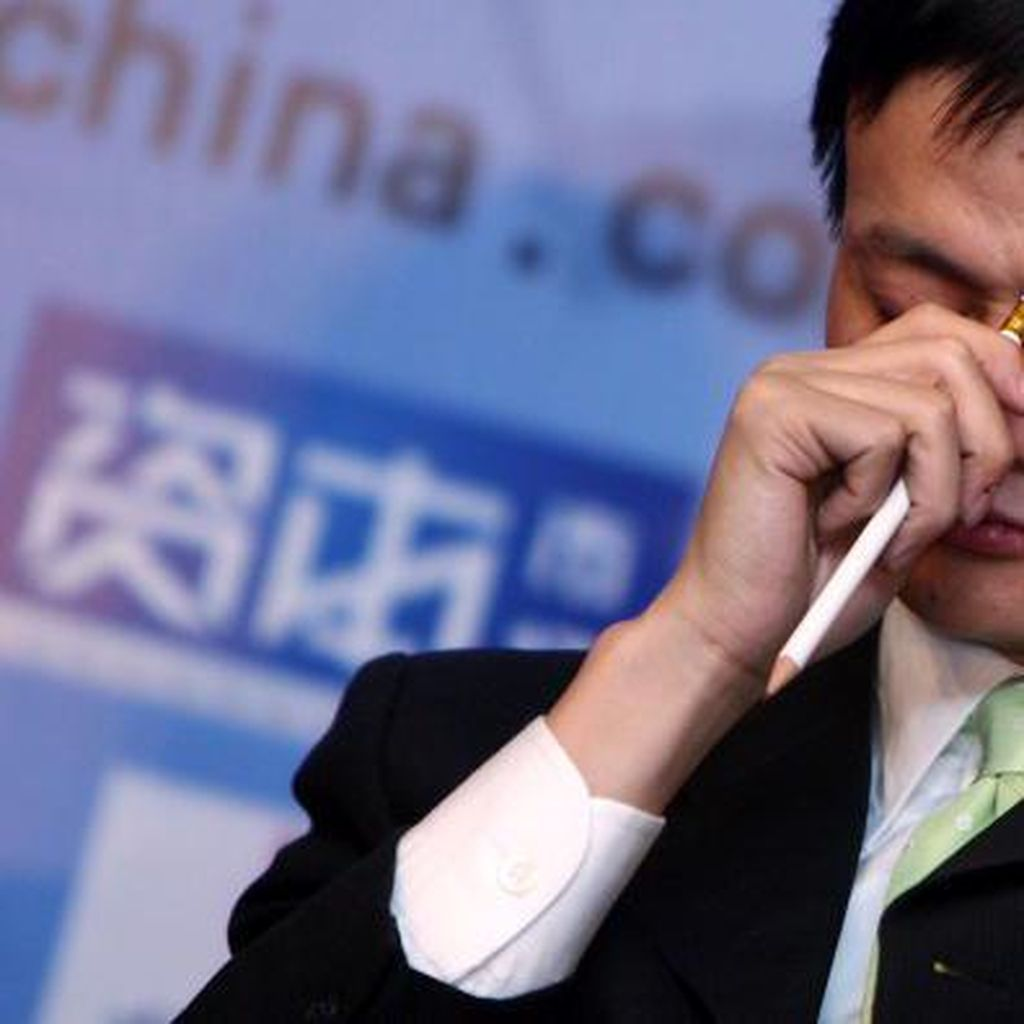 Duitnya Rp 522 Triliun, Jack Ma Malah Bingung