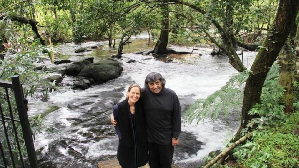 Inspiratif, Suami Istri yang Menyelamatkan Alam di India