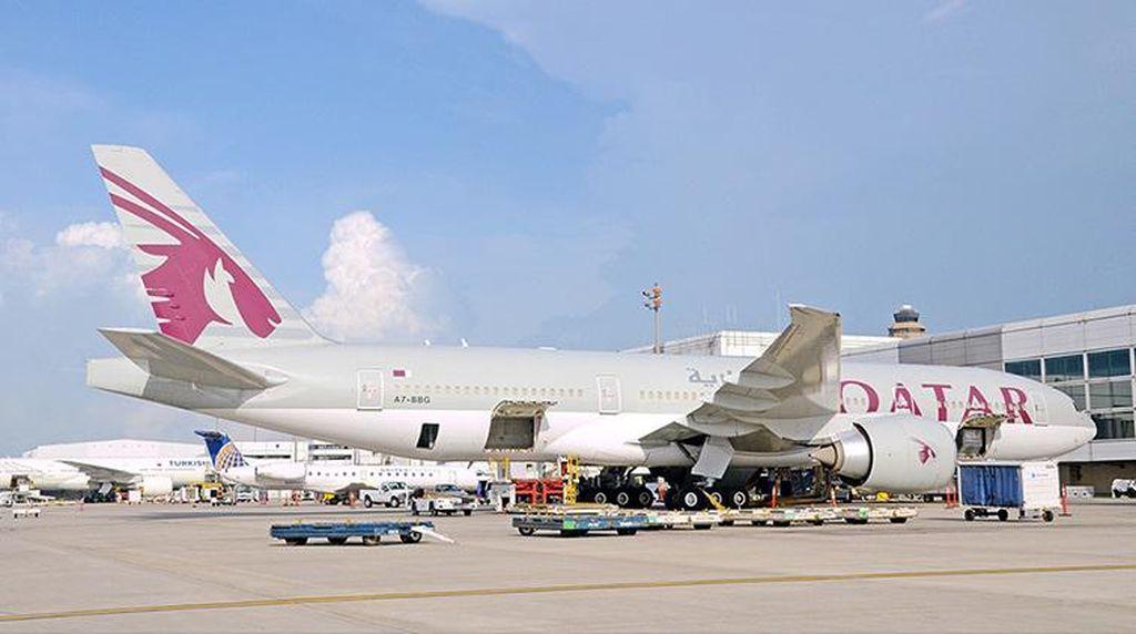 Qatar Airways Tetap Layani Penerbangan dari Indonesia, Tapi...