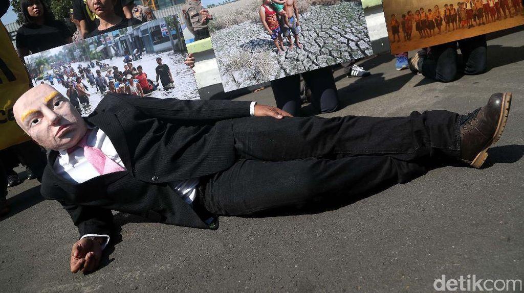 AS Keluar Kesepakatan Paris, Greenpeace Kecewa
