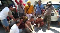 Tujuh Komplotan Pencurian Pompa Air Bantuan Pemerintah Digulung