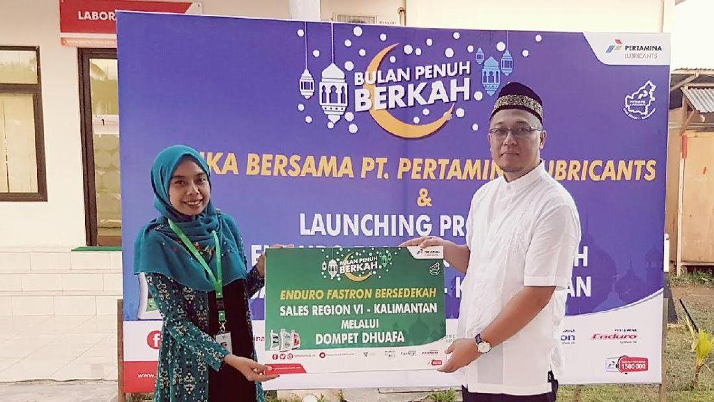 Ini Promo Oli Pertamina Lubricants Selama Ramadan