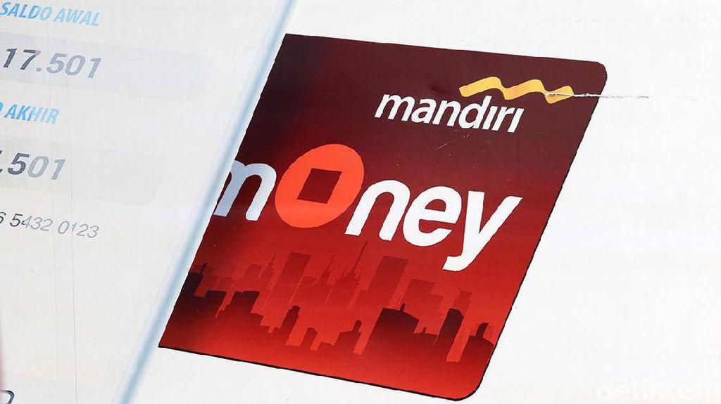 Bank Mandiri Bidik 3 Juta Pengguna Baru e-Money