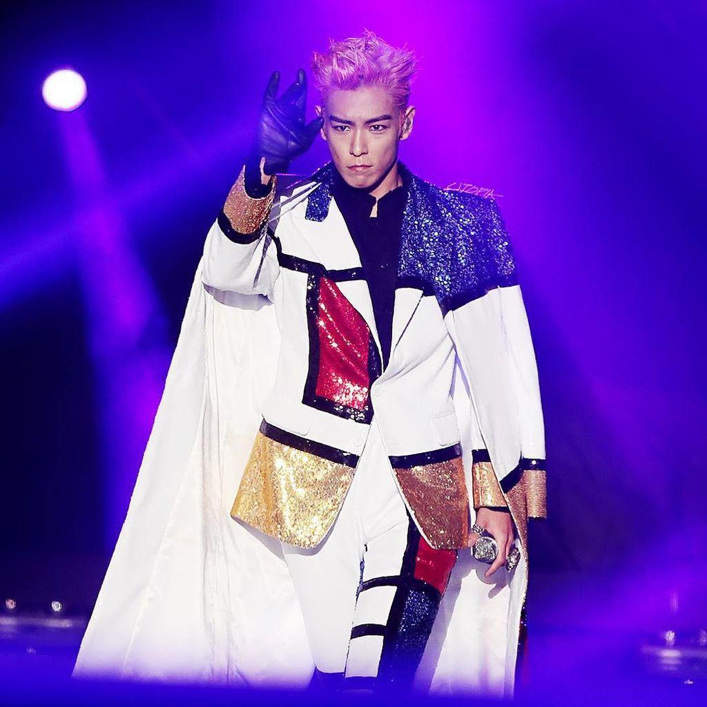 Berita Gembira! T.O.P BIGBANG Sudah Sadar