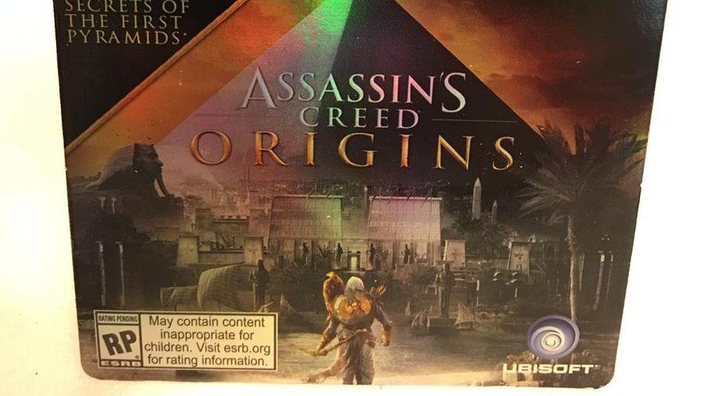 Mesir bakal Jadi Setting Assassins Creed Terbaru