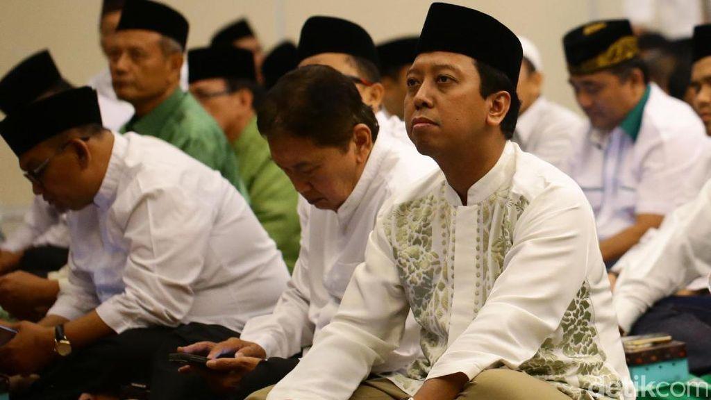 Penjelasan Romi Soal Diamnya Jokowi Saat Dicapreskan PPP