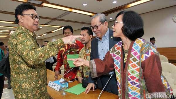 DPR Buka Opsi Voting di RUU Pemilu, Pemerintah Ingin Musyawarah