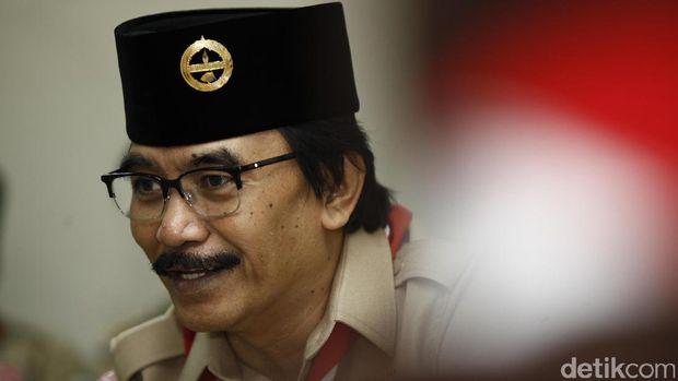 Ketua Kwarnas Pramuka Adhyaksa Dault