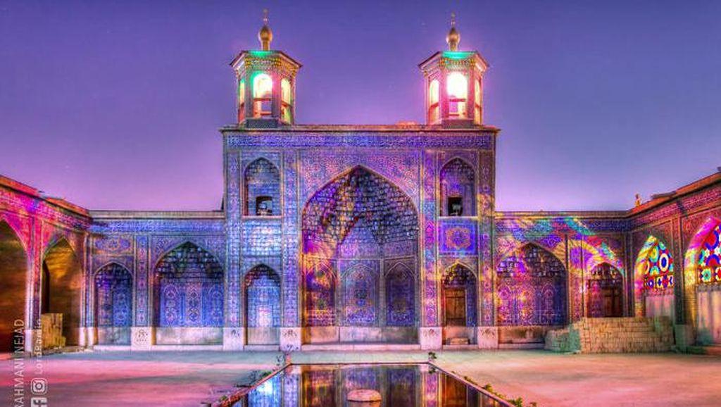 Bisa Jadi Ini Masjid Terindah di Dunia