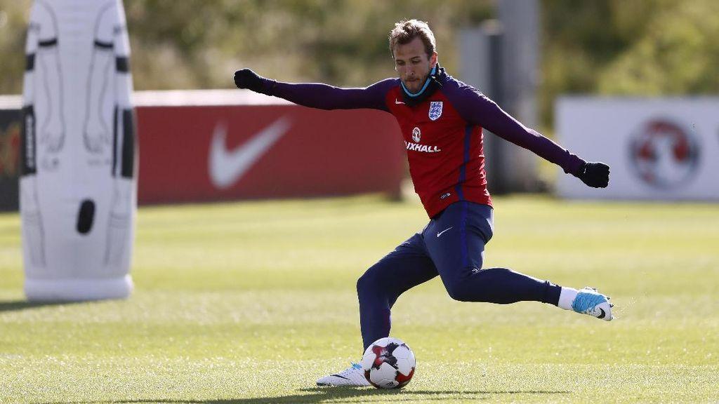 Kane Ingin Lebih Tajam bersama Timnas Inggris