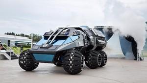 Mobil Offroad Buat di Planet Mars