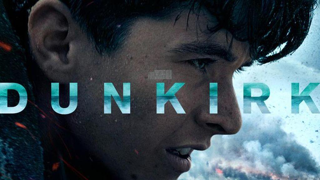Kamera IMAX di Balik Visual Dramatis Adegan Dunkirk