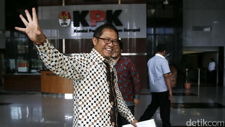 Menkominfo Datangi KPK Bahas Pencegahan Korupsi