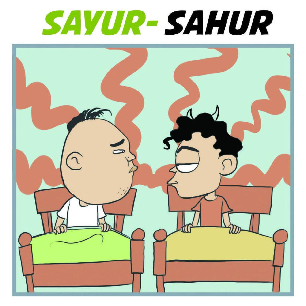 Sayur - Sahur