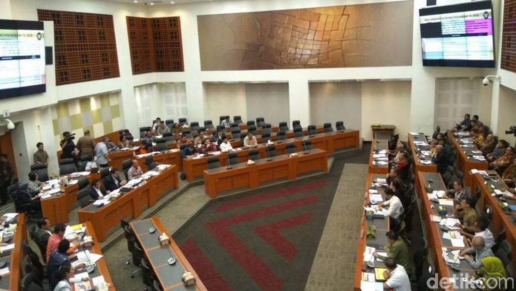 Wiranto dan Puan Ajukan Anggaran Rp 665,7 M Tahun Depan