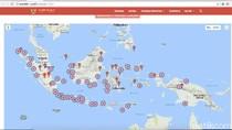 Buat Situs, Ini Sebaran Blusukan Jokowi di Nusantara