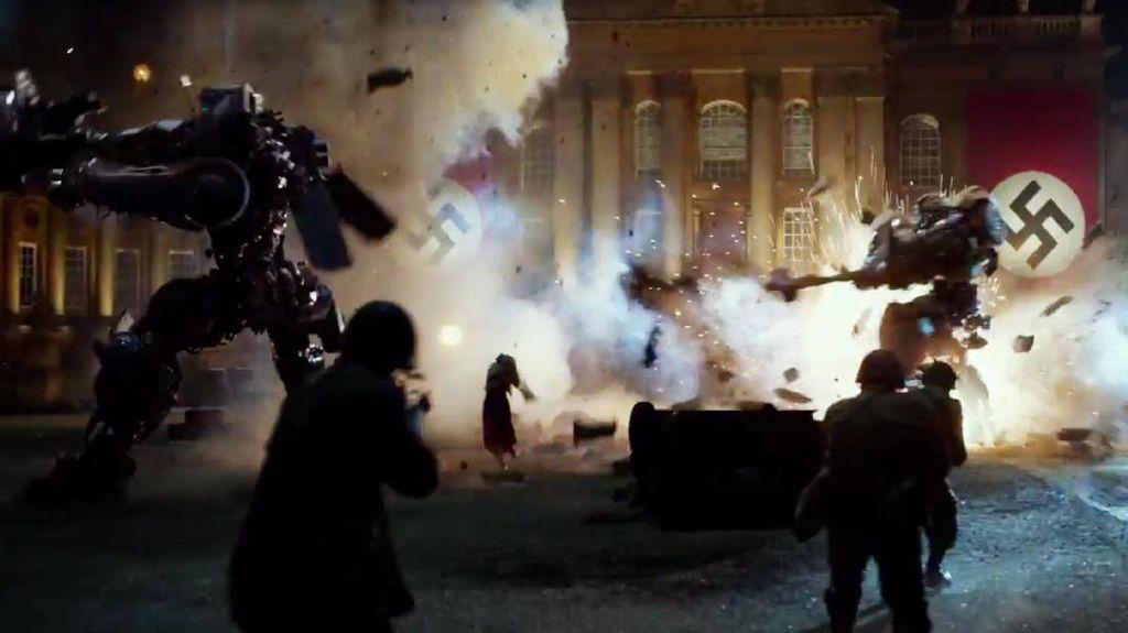 Berdurasi 149 Menit Transformers: The Last Knight Berkesan Terlalu Sesak