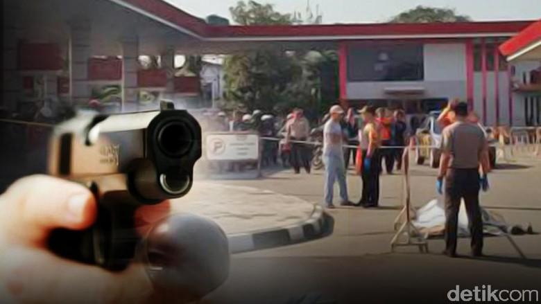 Polisi: Pelaku Perampokan Daan Mogot Bisa Jadi Kelompok Teroris