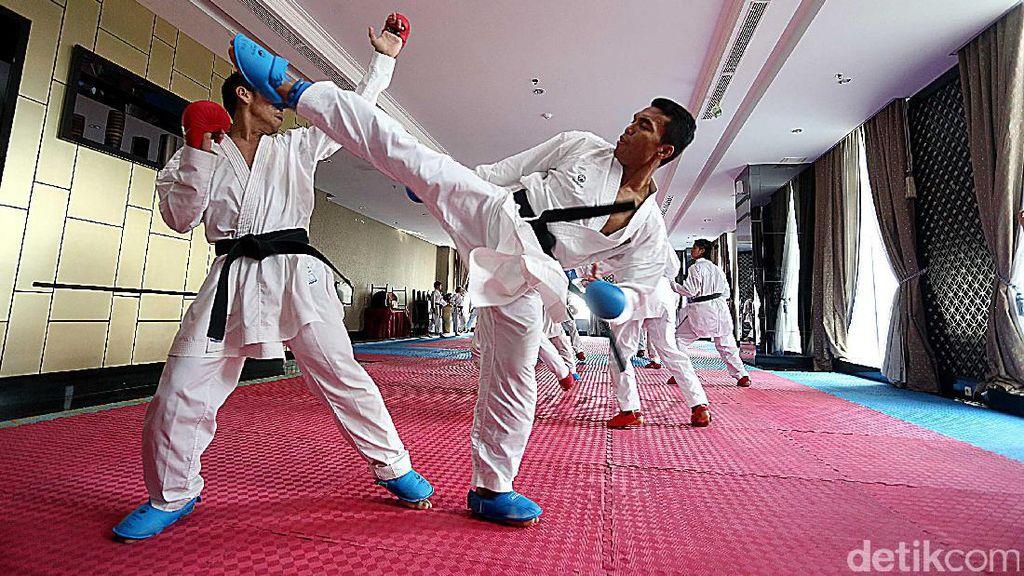 Sudah Terima Peralatan Latihan, Timnas Karate Masih Tunggu Peralatan Tanding