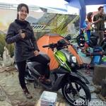 Yamaha X-Ride Kini Pakai Mesin 125 cc