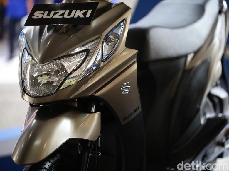 Persaingan Ketat Bikin Suzuki Nex Mati Suri