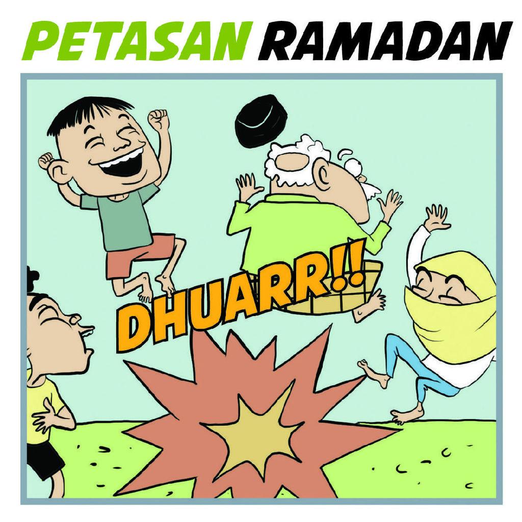 Petasan Ramadan