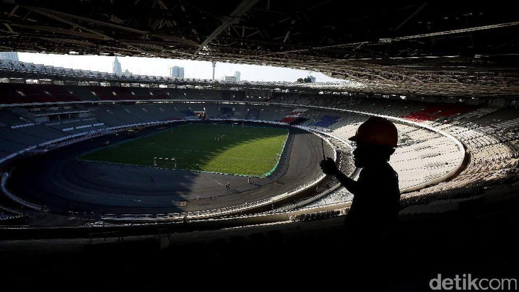 Dana Asian Games Bakal Ditambah Rp 1,5 Triliun