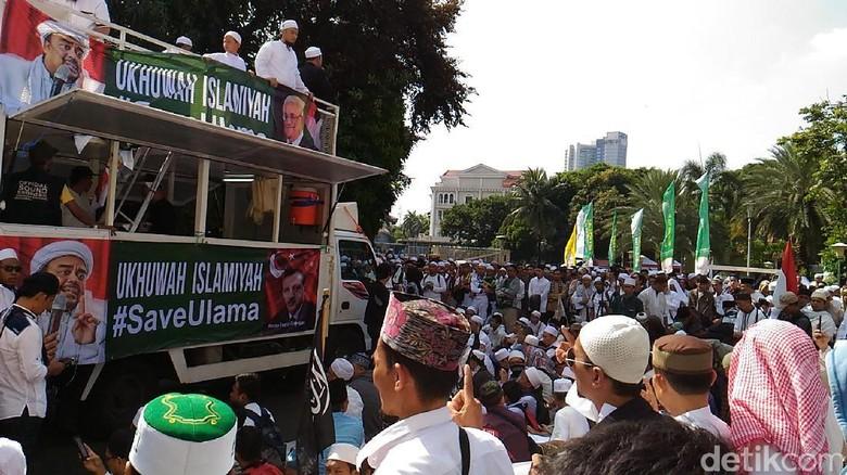 Alumni 212 Berharap Diberi Ruang di Masjid Istiqlal