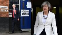 Pemilu Inggris, PM Theresa May Didesak Mundur