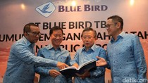 Blue Bird Sebar Dividen Rp 152 Miliar