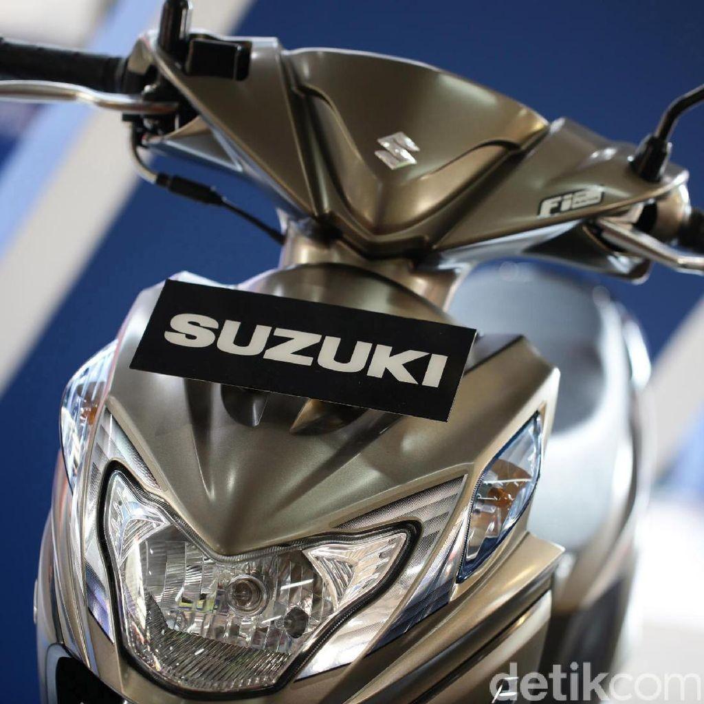 Suzuki Lahirkan Skutik Nex Lagi, Harganya Rp 12,6 Juta