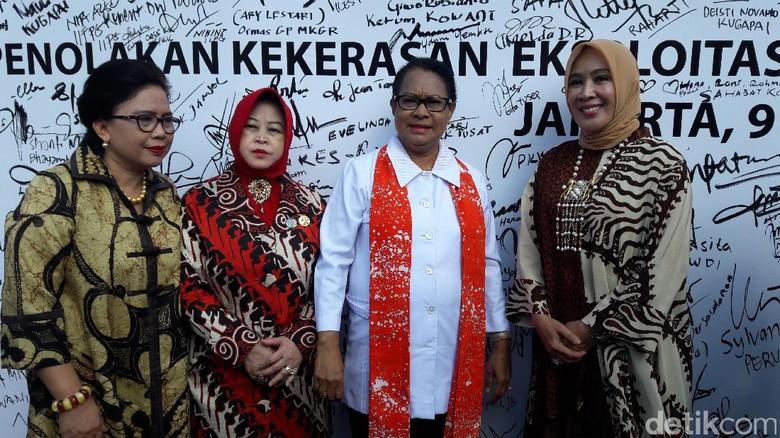 Istri Kapolri Kutuk Persekusi dan Kekerasan Perempuan dan Anak