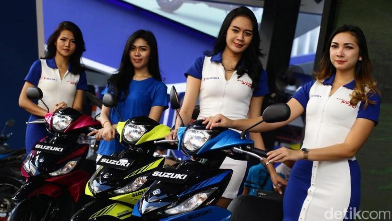 Suzuki Address Kini Lebih Warna-warni