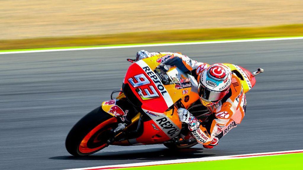 Marquez Selalu Nikmati Assen yang Cocok dengan Gaya Balapannya
