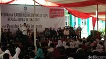 Jokowi: Dana Keluarga Harapan Jangan Buat Beli Rokok atau Pulsa