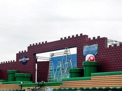 Keren! Jepang Akan Punya Taman Rekreasi Bertema Mario Bros