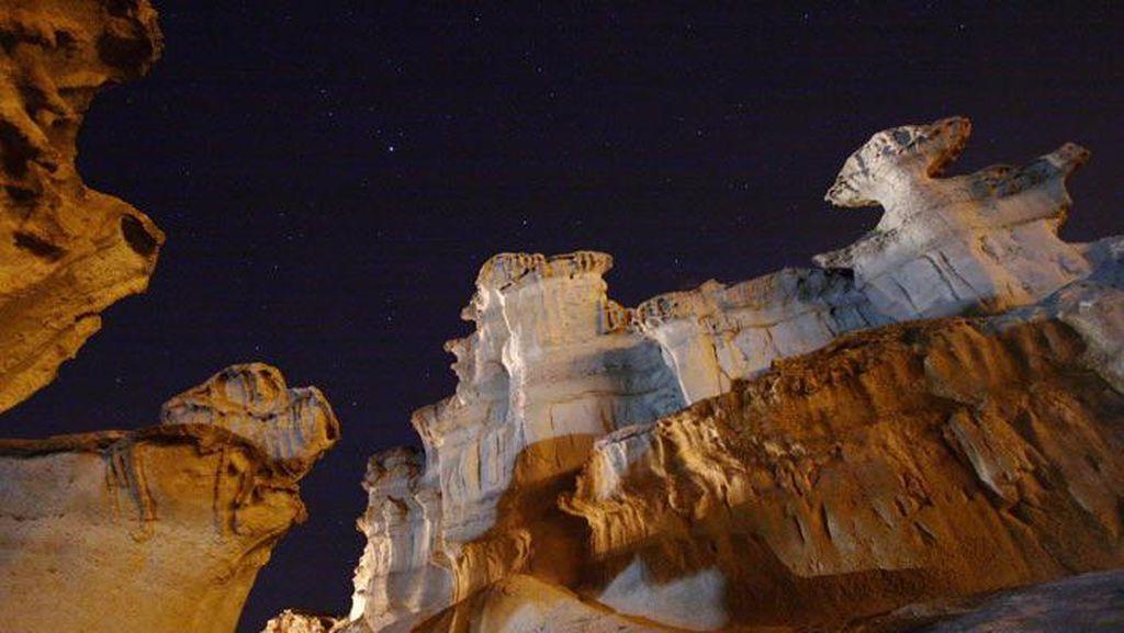 Ada Kota Alien di Spanyol