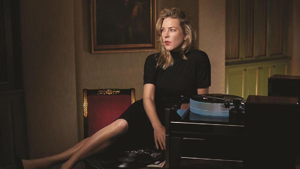 Album Turn Up the Quiet Jadi Bukti Eksistensi Diana Krall