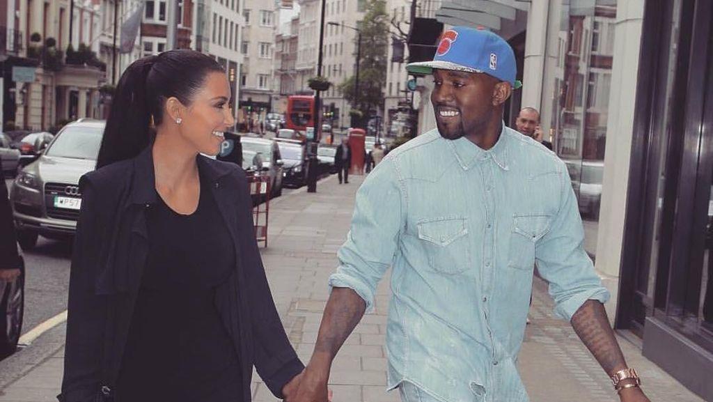 Ibu Pengganti Hamil 3 Bulan, Kim Kardashian Punya Anak Lagi Tahun Depan