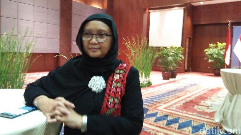 Menlu Retno Gelar Buka Bersama Duta Besar Negara Sahabat