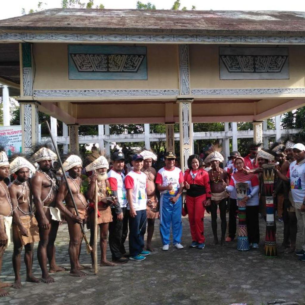 Gowes Pesona Nusantara Buka Peluang Wisata di Wondama