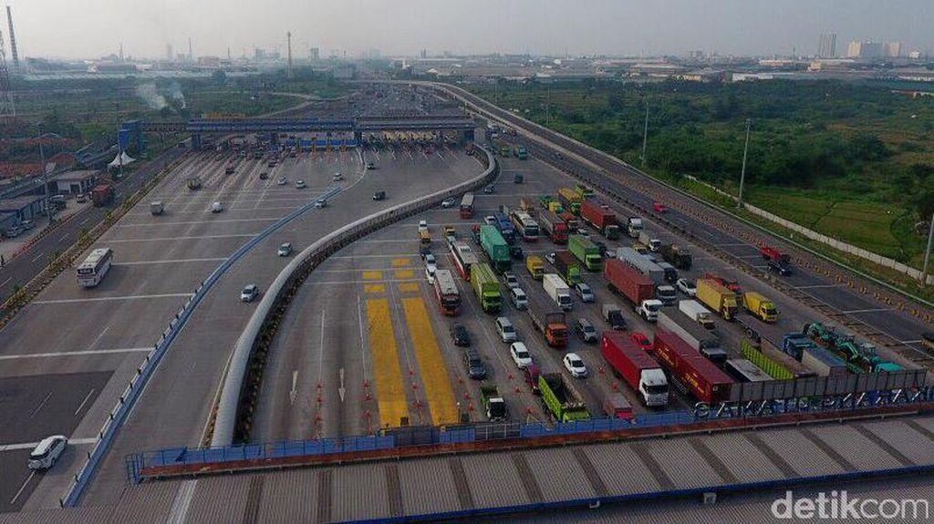 Cegah Kemacetan, Gardu Tol Cikarang Utama Ditambah Jadi 20