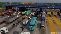H-2 Lebaran, 87.000 Mobil Tinggalkan Jakarta Lewat Cikarang Utama