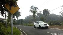 Polisi Evaluasi Jalur Wisata Ekstrem di Pacet