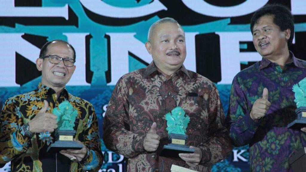 Ini Jualan Pemprov Sumsel di Bali Beyond Travel Fair 2017