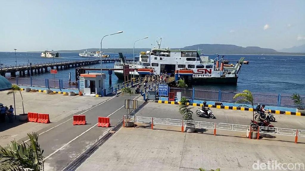Antisipasi Antrean Mudik, ASDP Ferry Layani Tiket Online