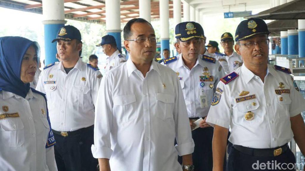 Cek Terminal Tasikmalaya, Menhub Ingatkan Kewajiban Ramp Check